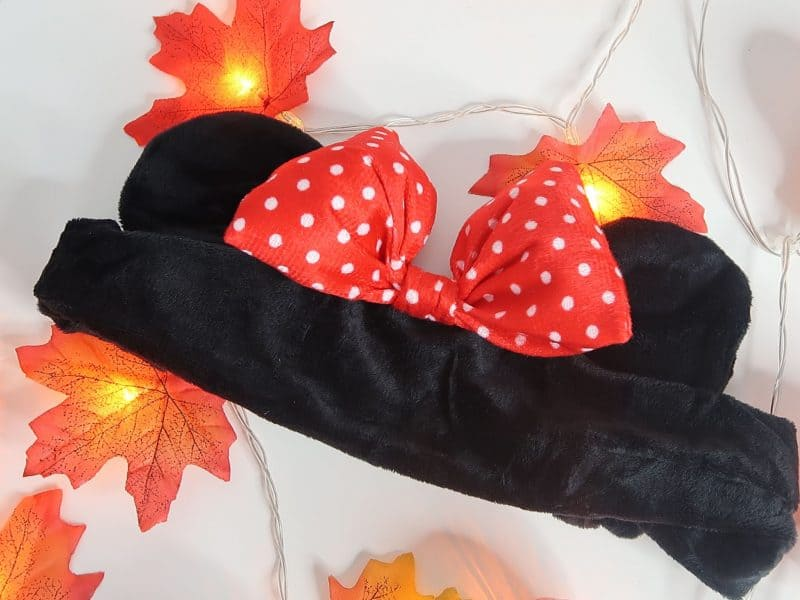 Minnie Mouse hair band
