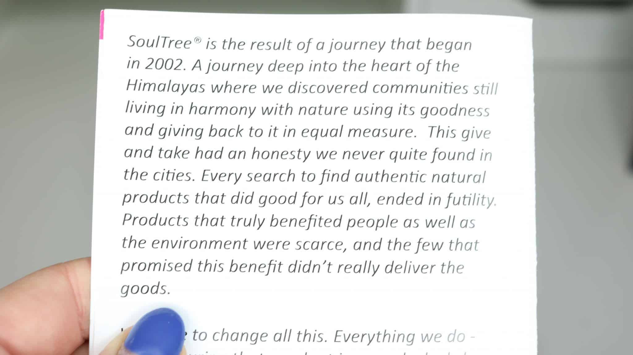 SoulTree History