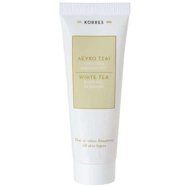 KORRES - White Tea Fluid Gel Cleanser