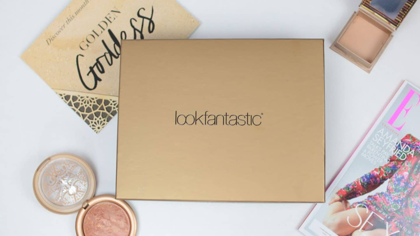 LOOKFANTASTIC Beauty Box Review July 2018