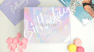 LOOKFANTASTIC Beauty Box Review September 2018
